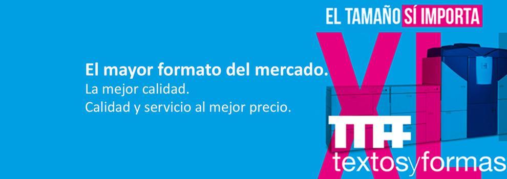 Trabajos de imprenta en Sevilla | Textos y Formas