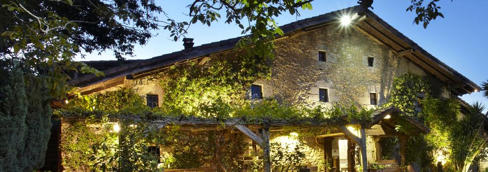 Restaurantes para banquetes en Gernika | Baserri Maitea