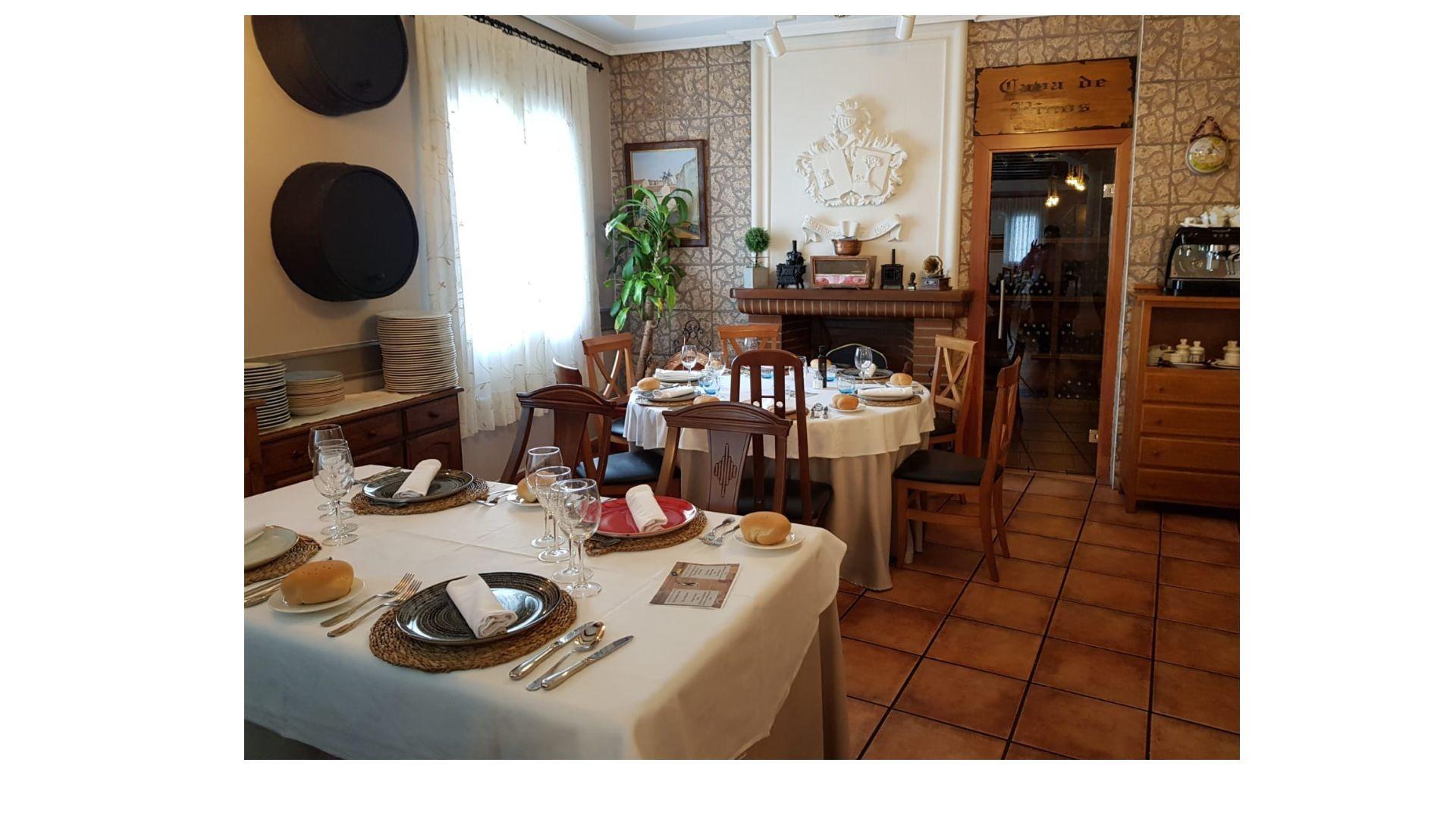 Restaurantes en Tomelloso