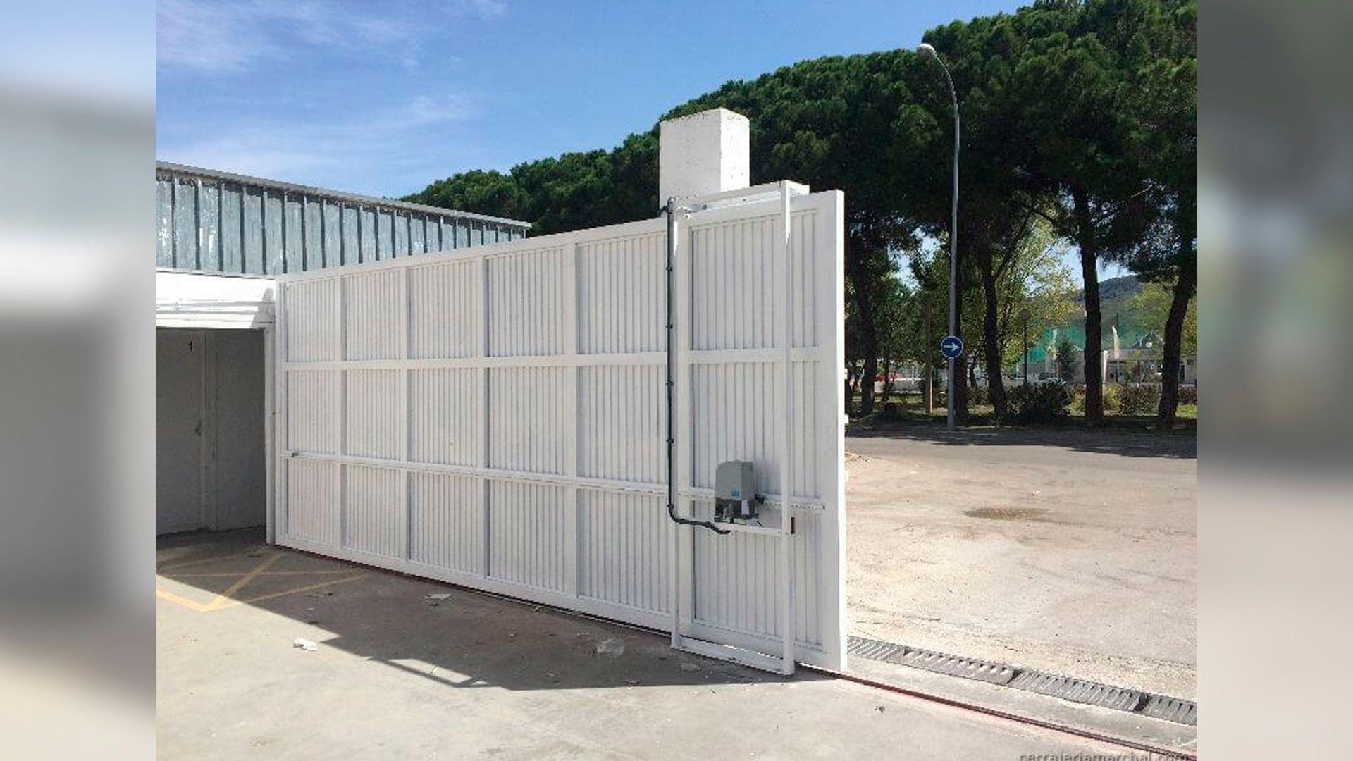 Cerrajería metálica en Alcalá de Henares