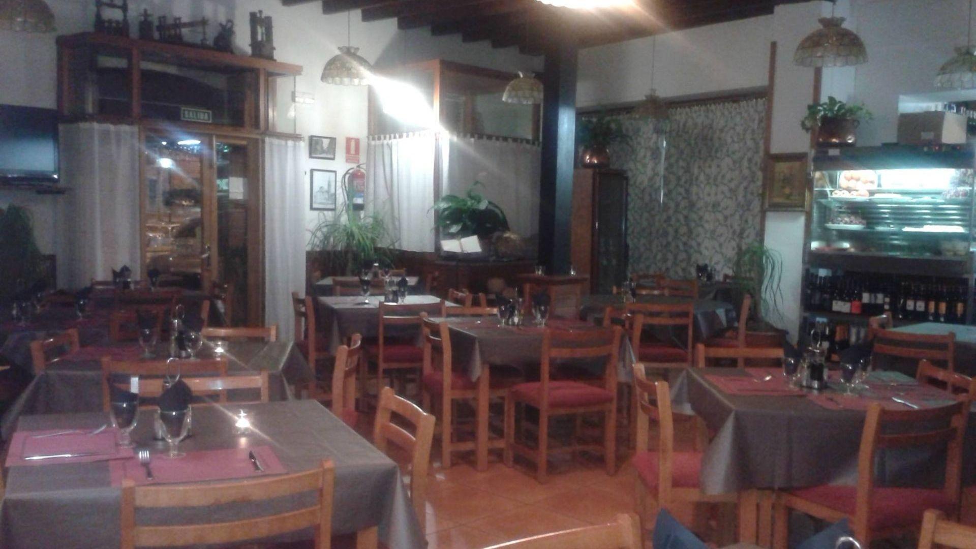 nterior restaurante