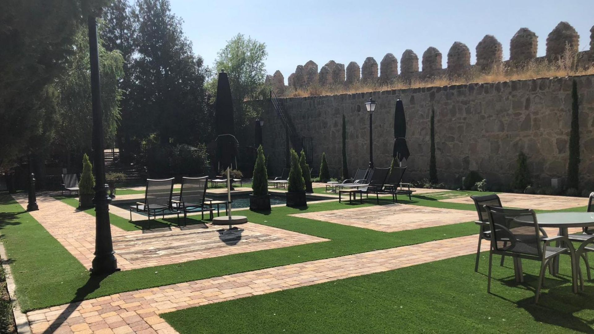 Mantenimeinto de jardines Avila