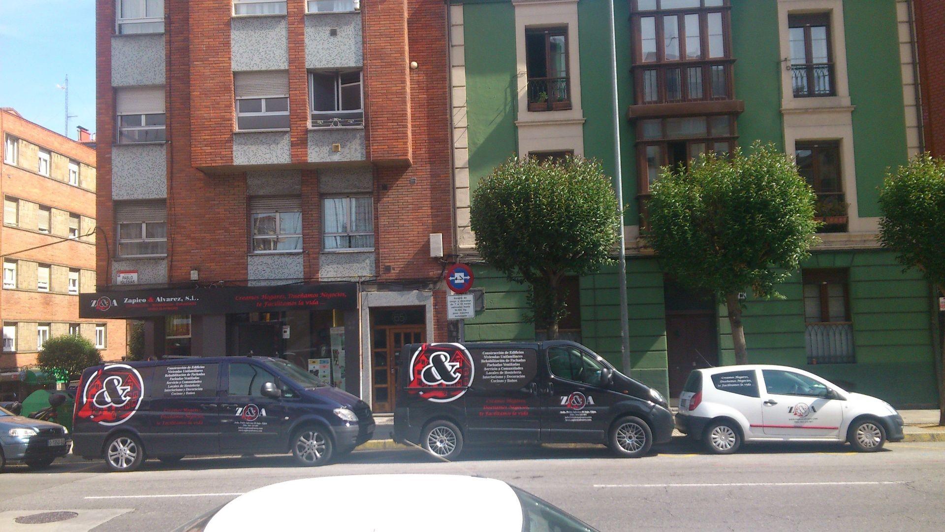 Reforma de casas en Gijón