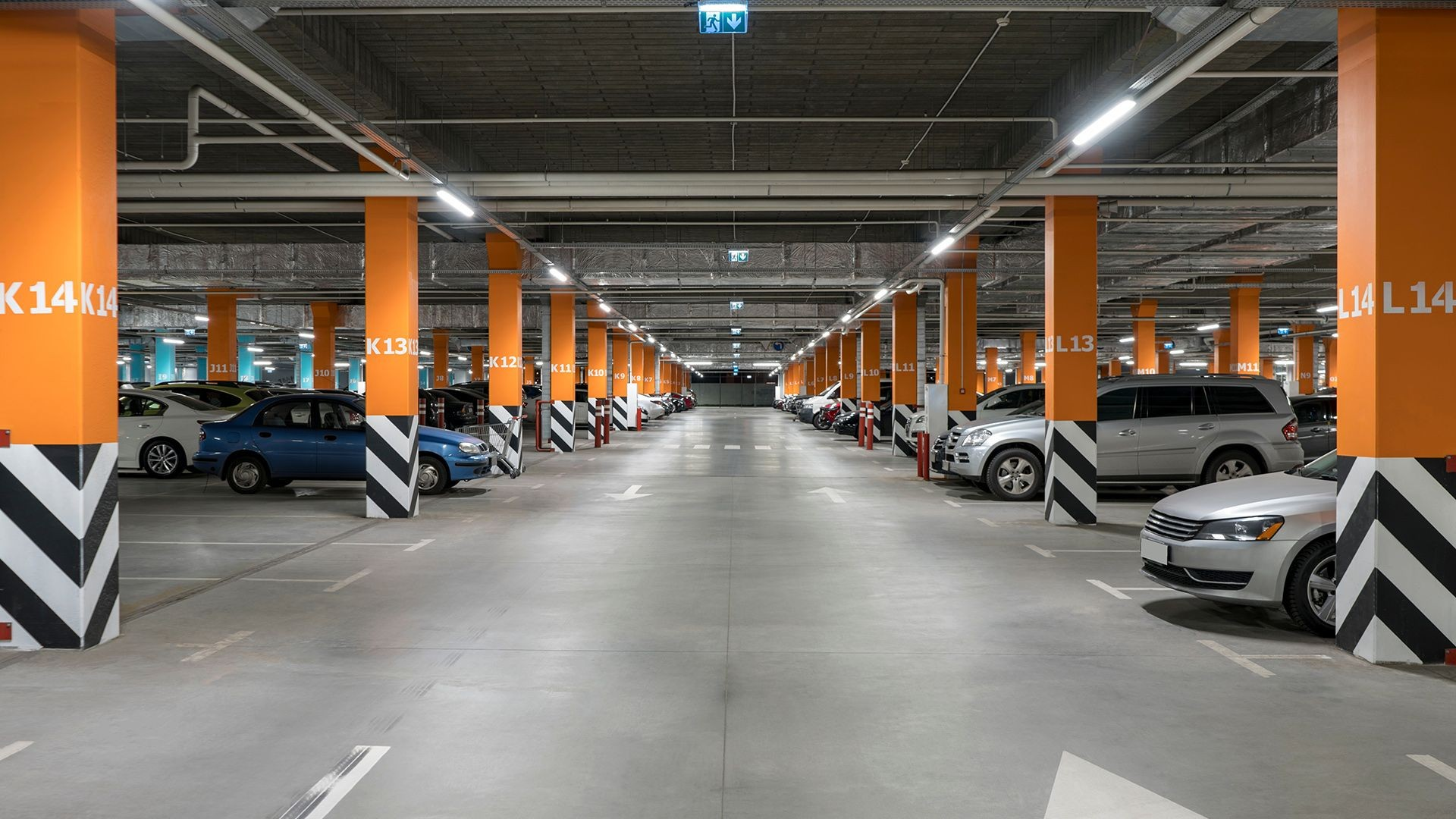 Parking larga estancia Murcia