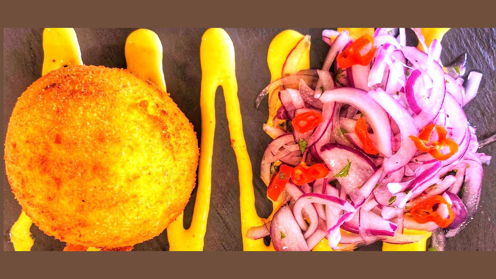 Degusta la cocina peruana