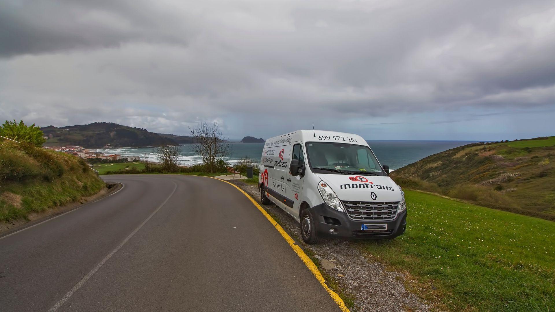 Mudanzas y guardamuebles en Guipuzcoa