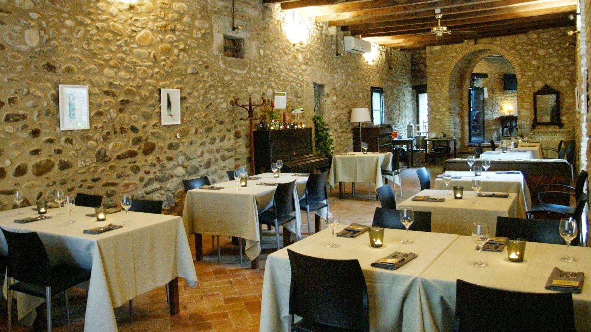Restaurante para celebraciones en Girona