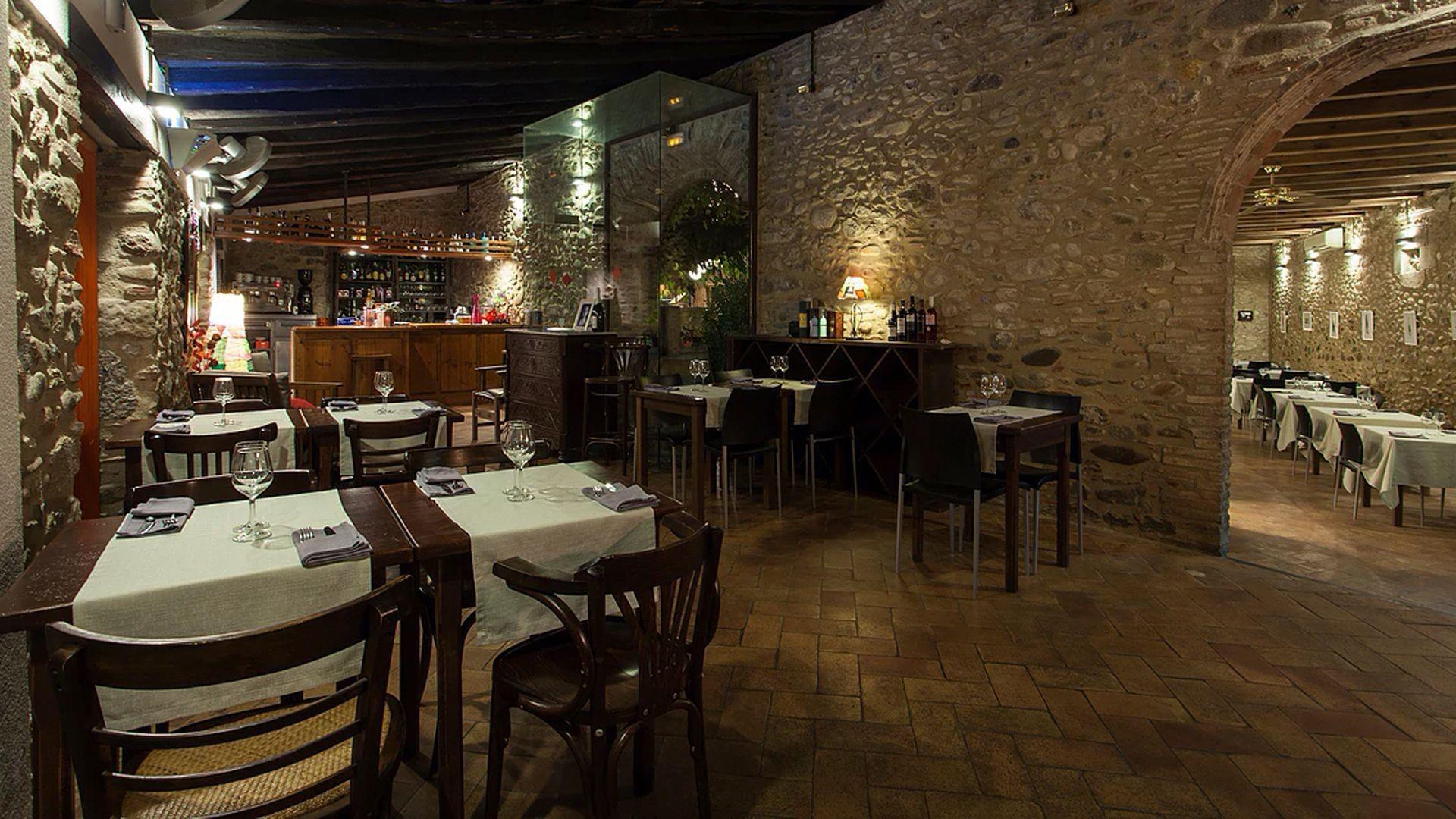 Restaurante para grupos en Girona