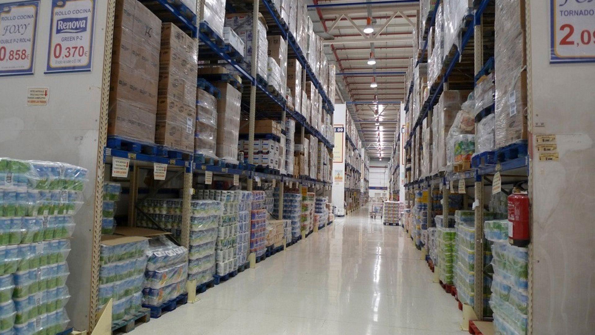 Productos de limpieza en Murcia