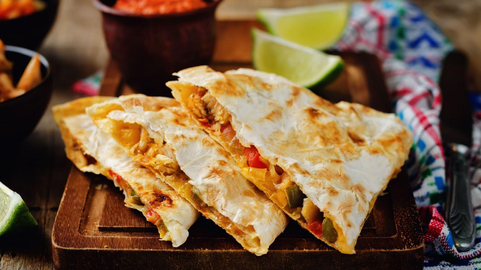 Comida mexicana en Zaragoza
