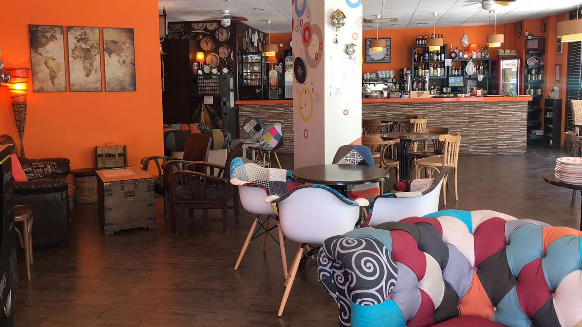 cafetería en Patraix, Valencia