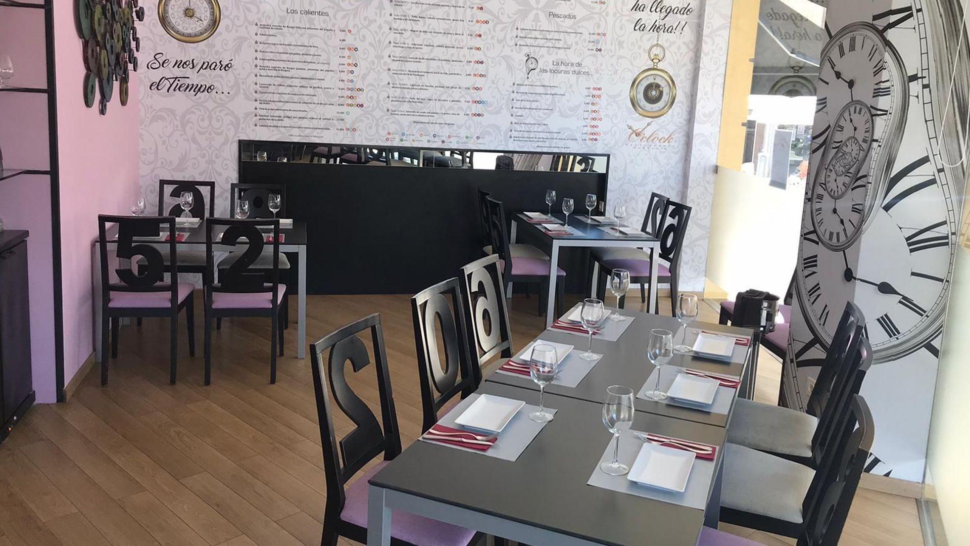 Restaurante moderno en Patraix, Valencia