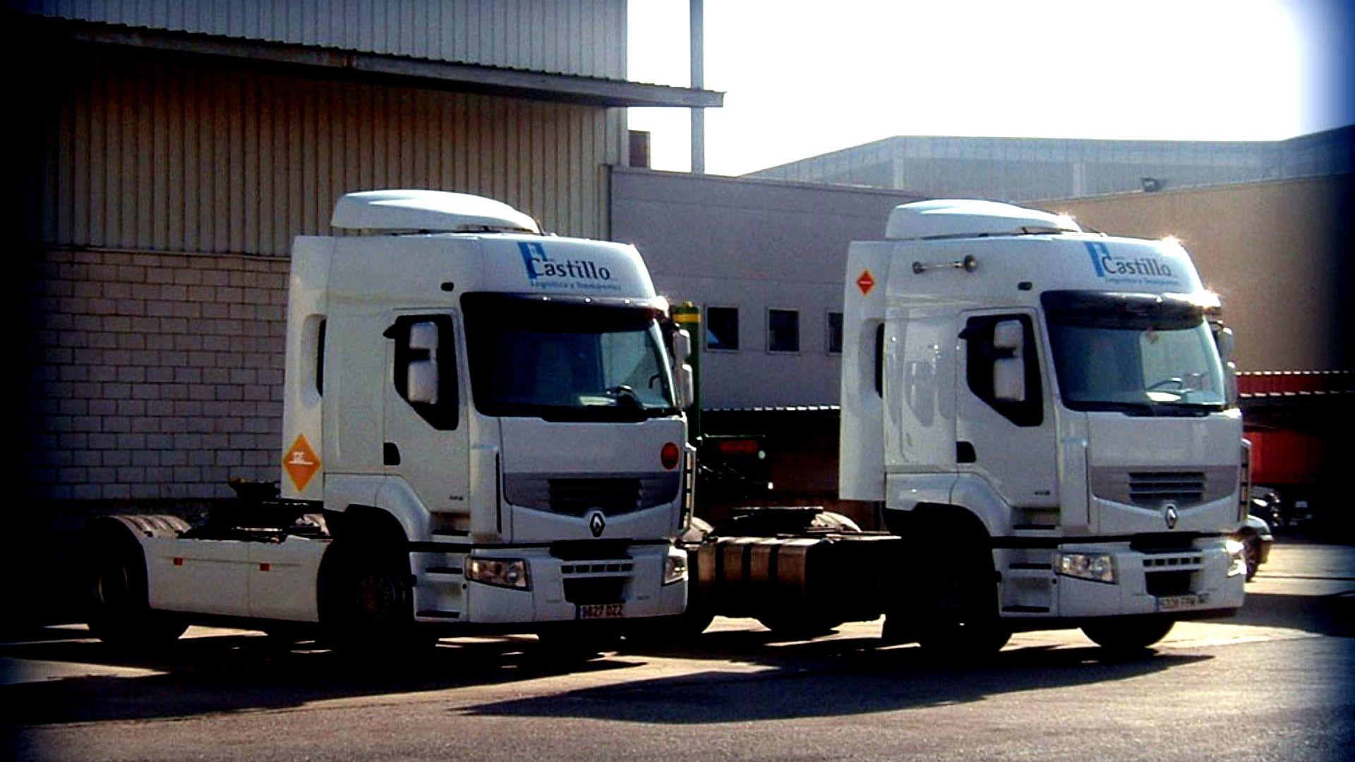 Empresa de transportes Sevilla