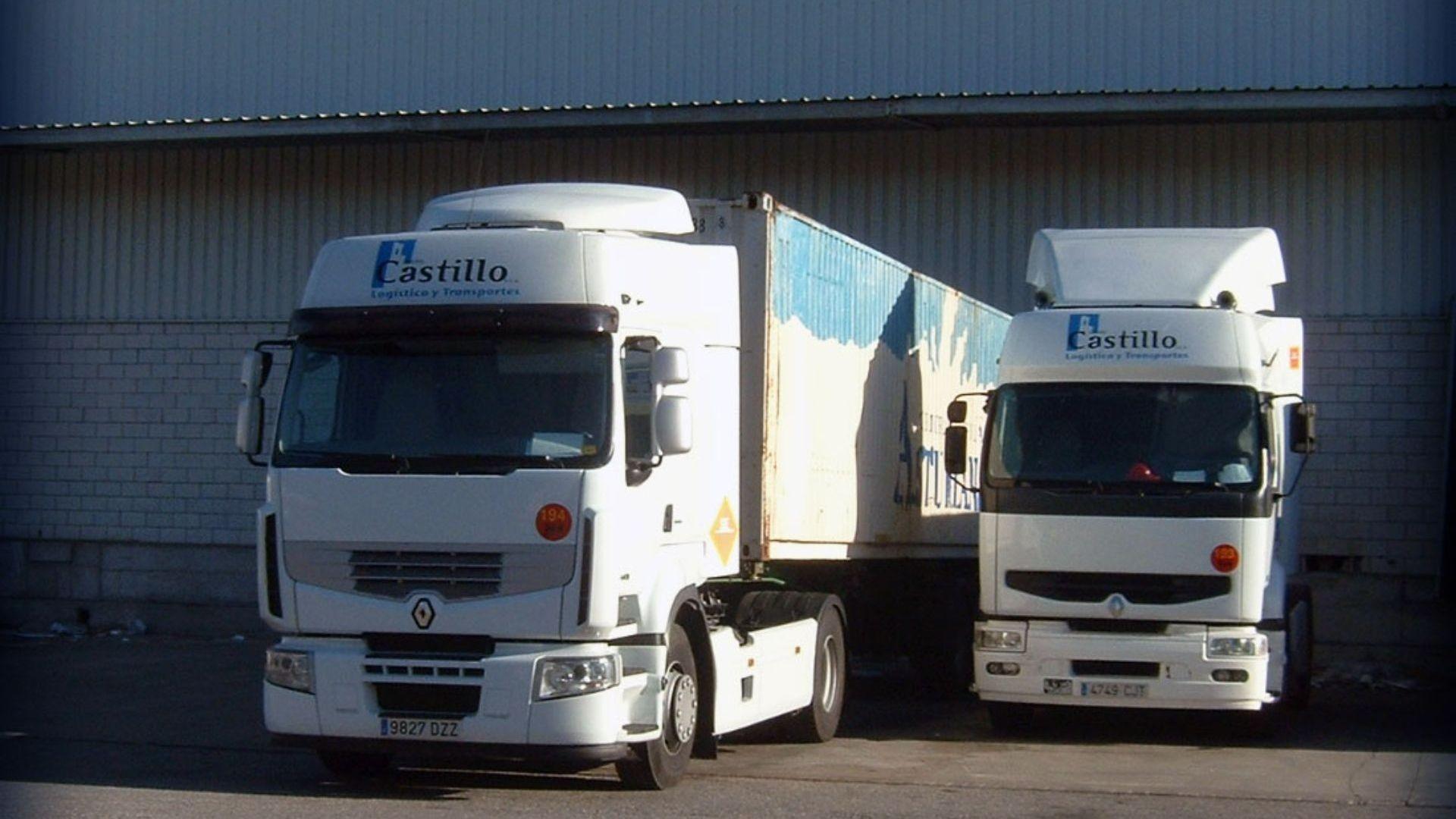 Grupo logístico Castillo