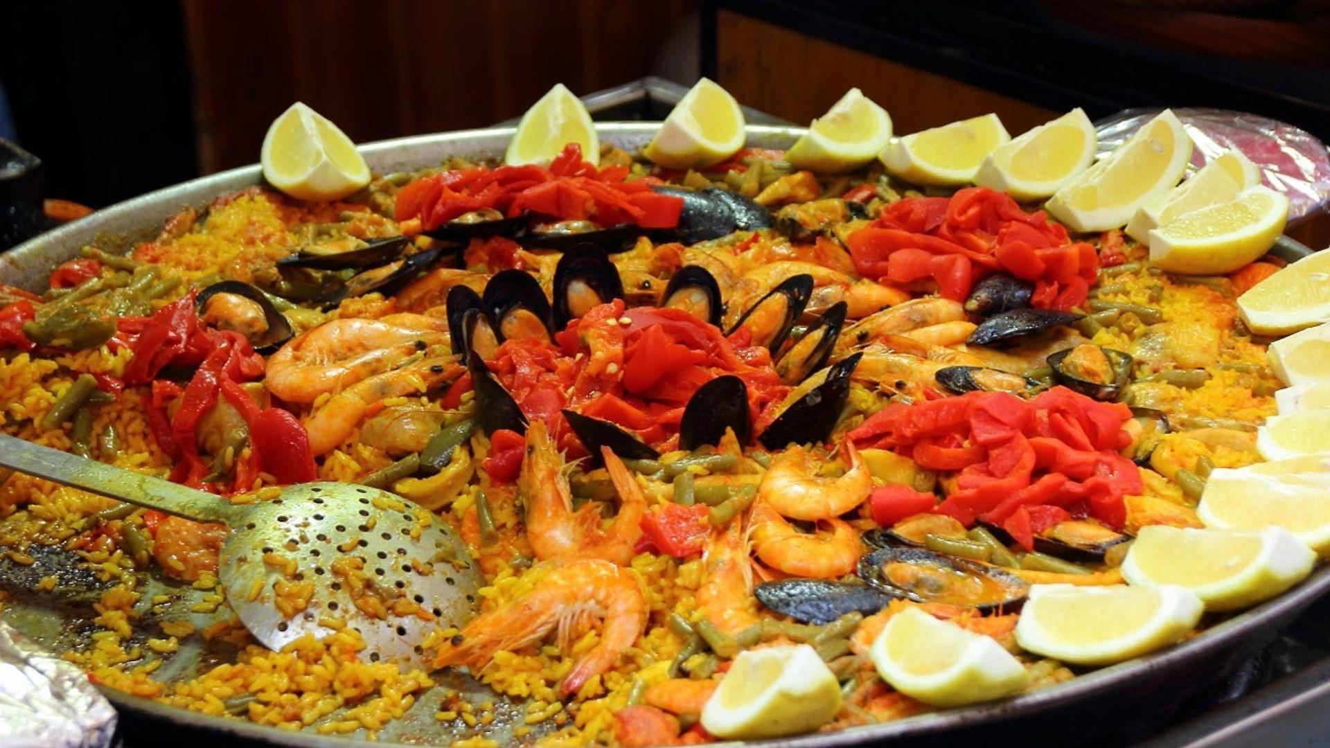 paellas Barcelona