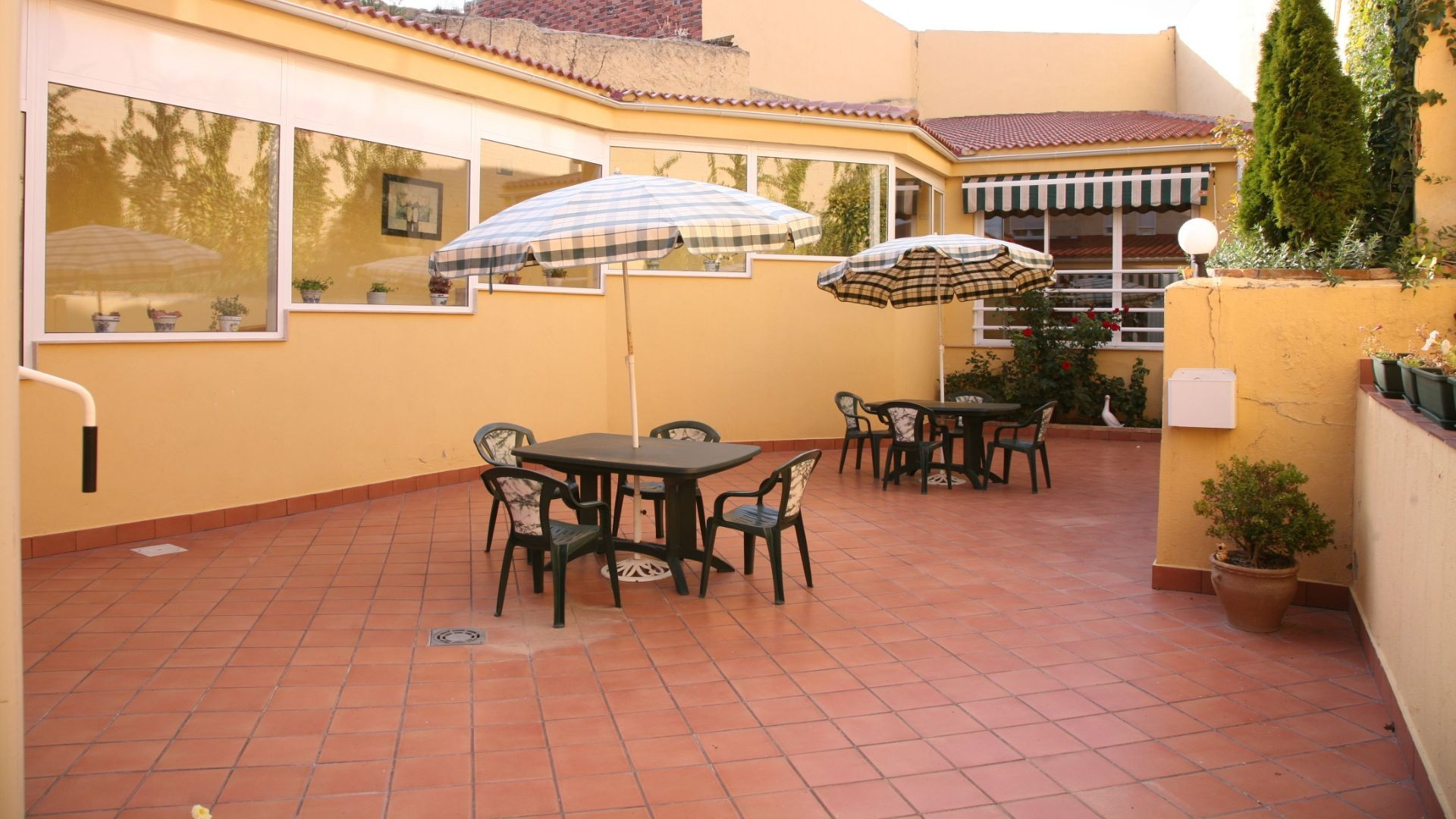 Residencia para Personas Mayores Santa Ana