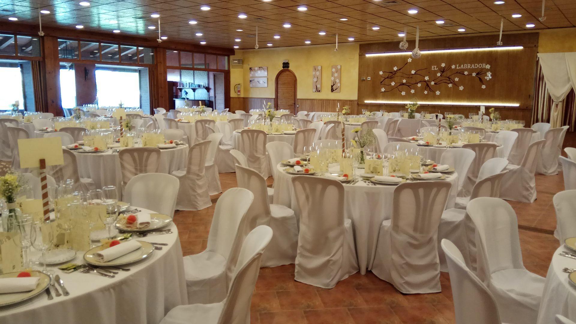 Gran salón para celebraciones
