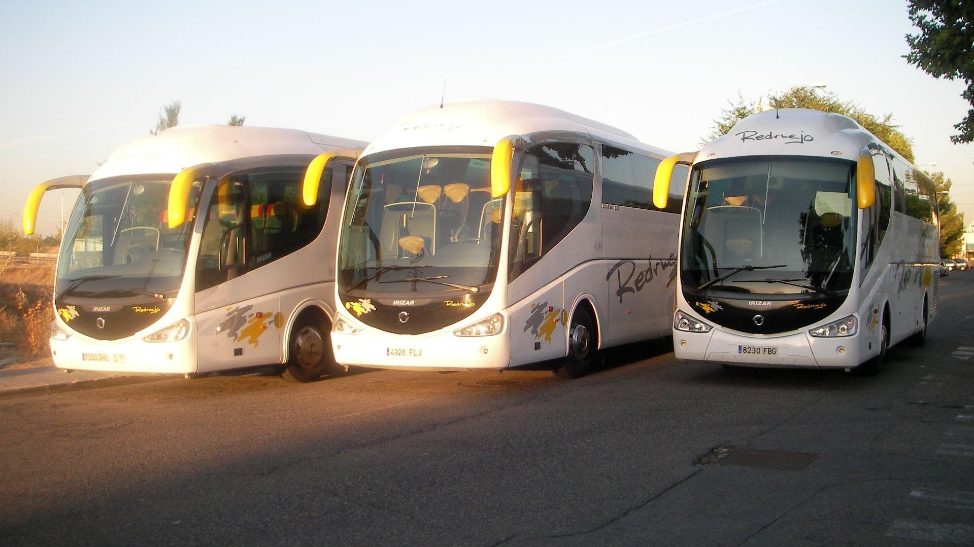 Autocares bodas Madrid