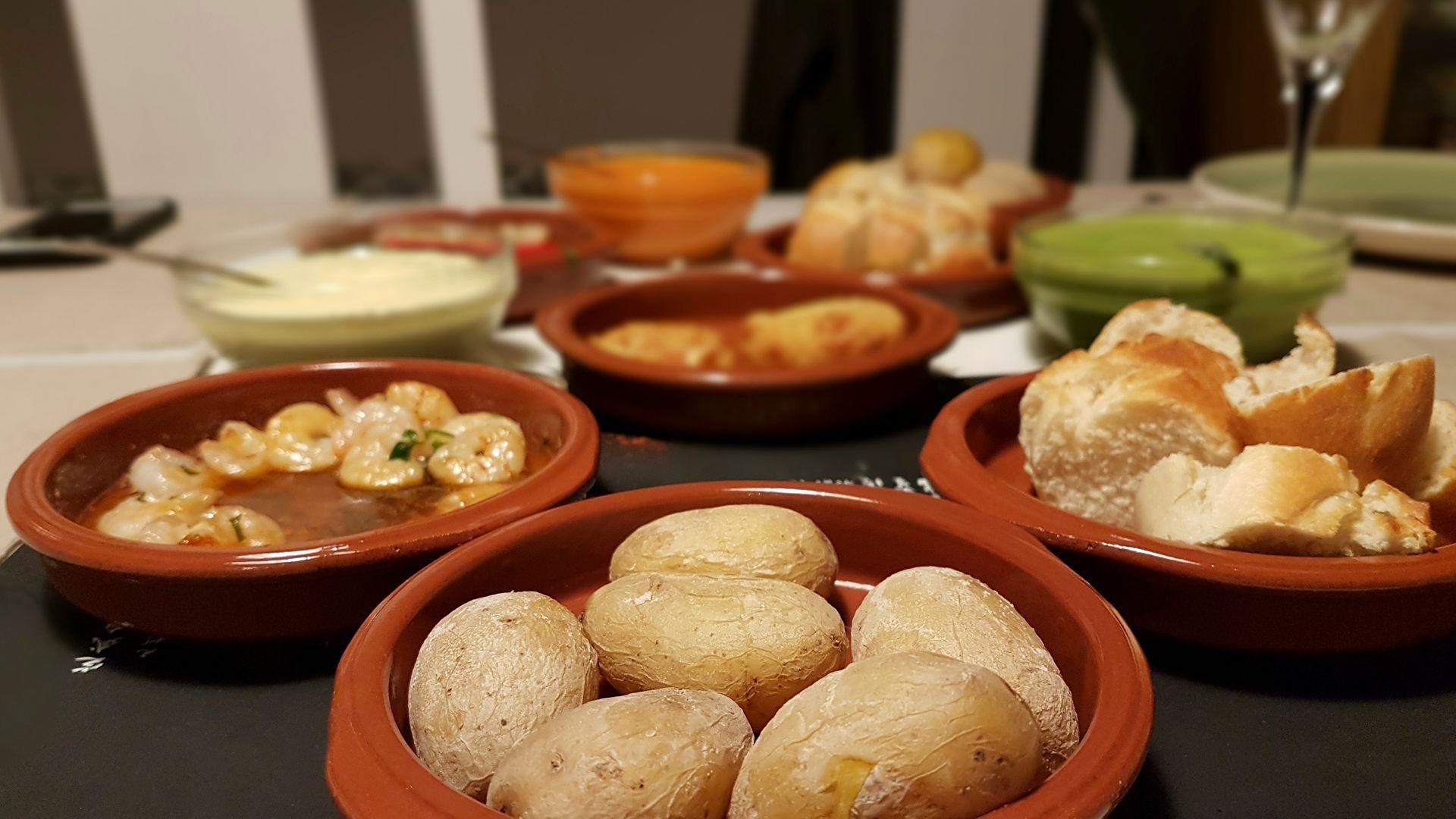 Restaurante de cocina canaria