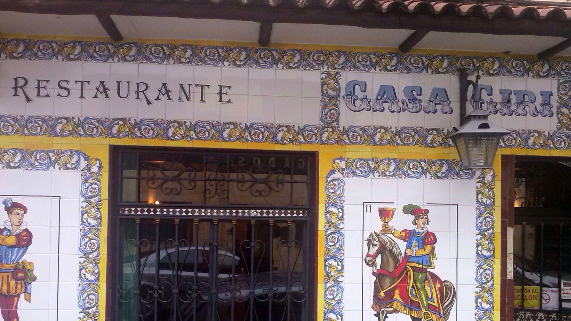 Restaurante Bodegón (1)