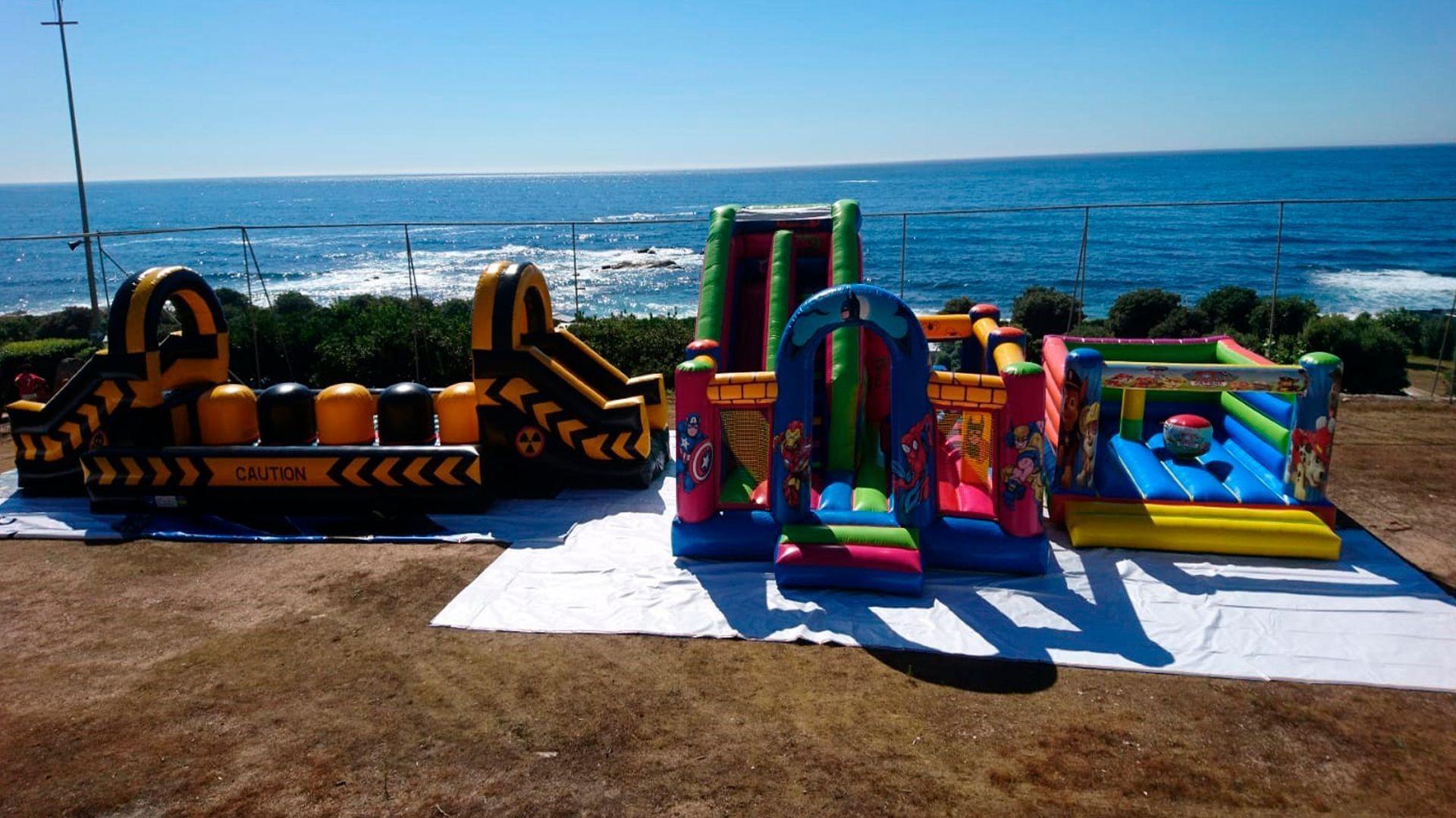 Productos para fiestas infantiles en Vigo