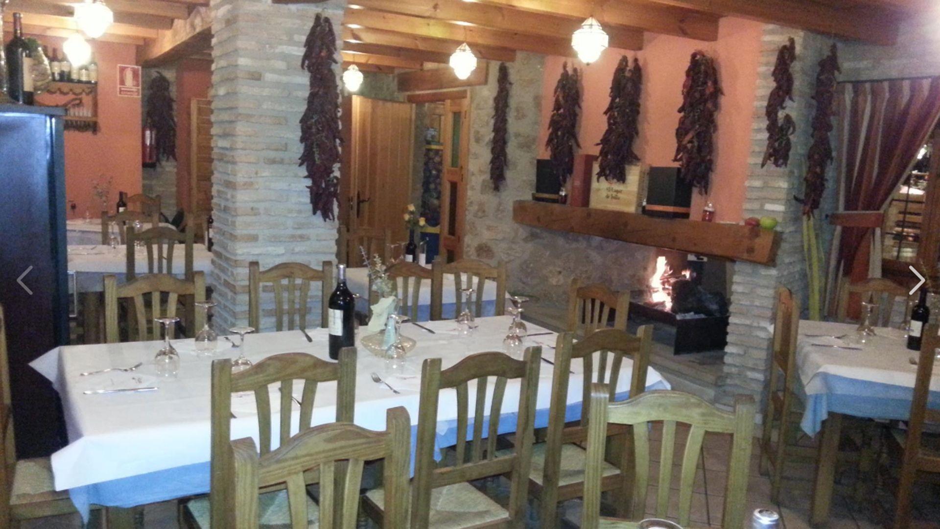 Donde comer en Jaén