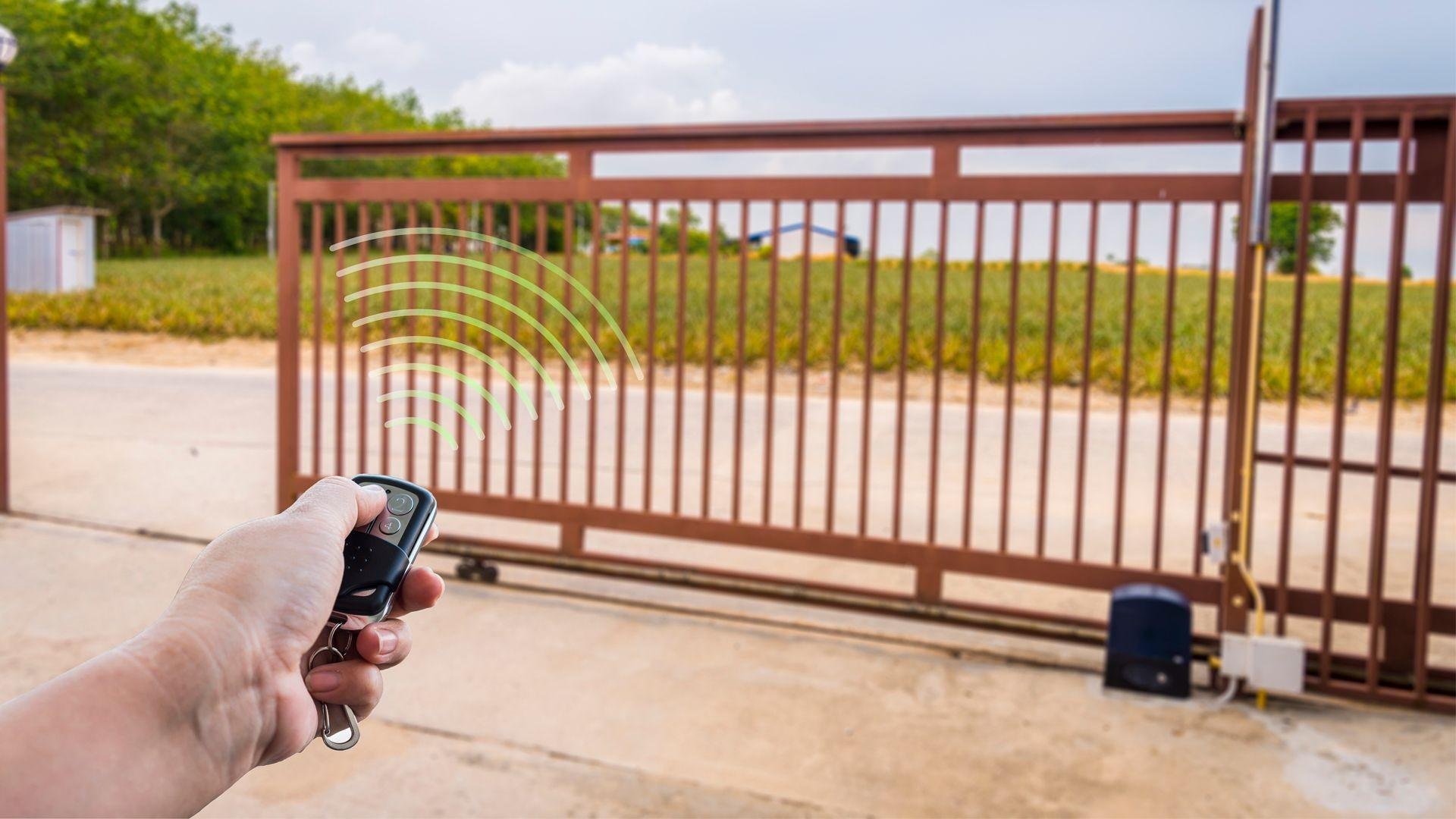 Mantenimiento de puertas automáticas en Tenerife