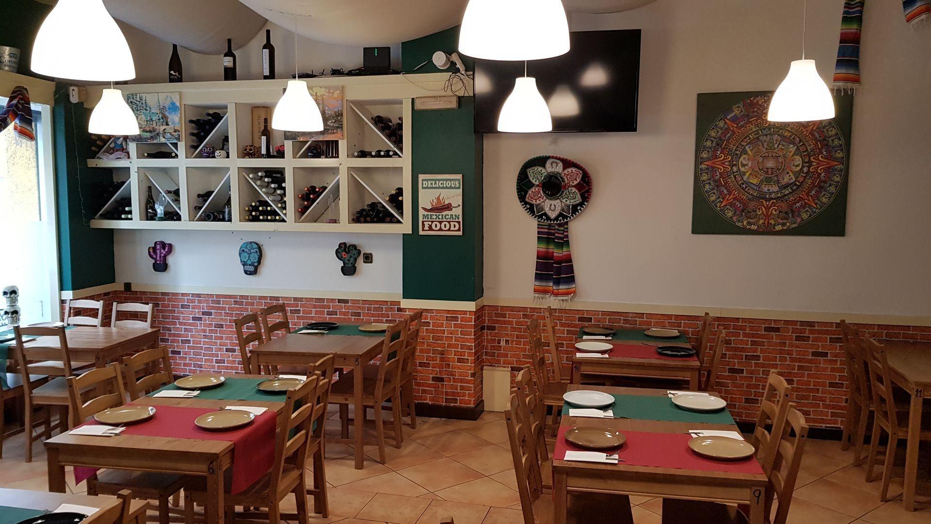 Restaurante mexicano en Ourense