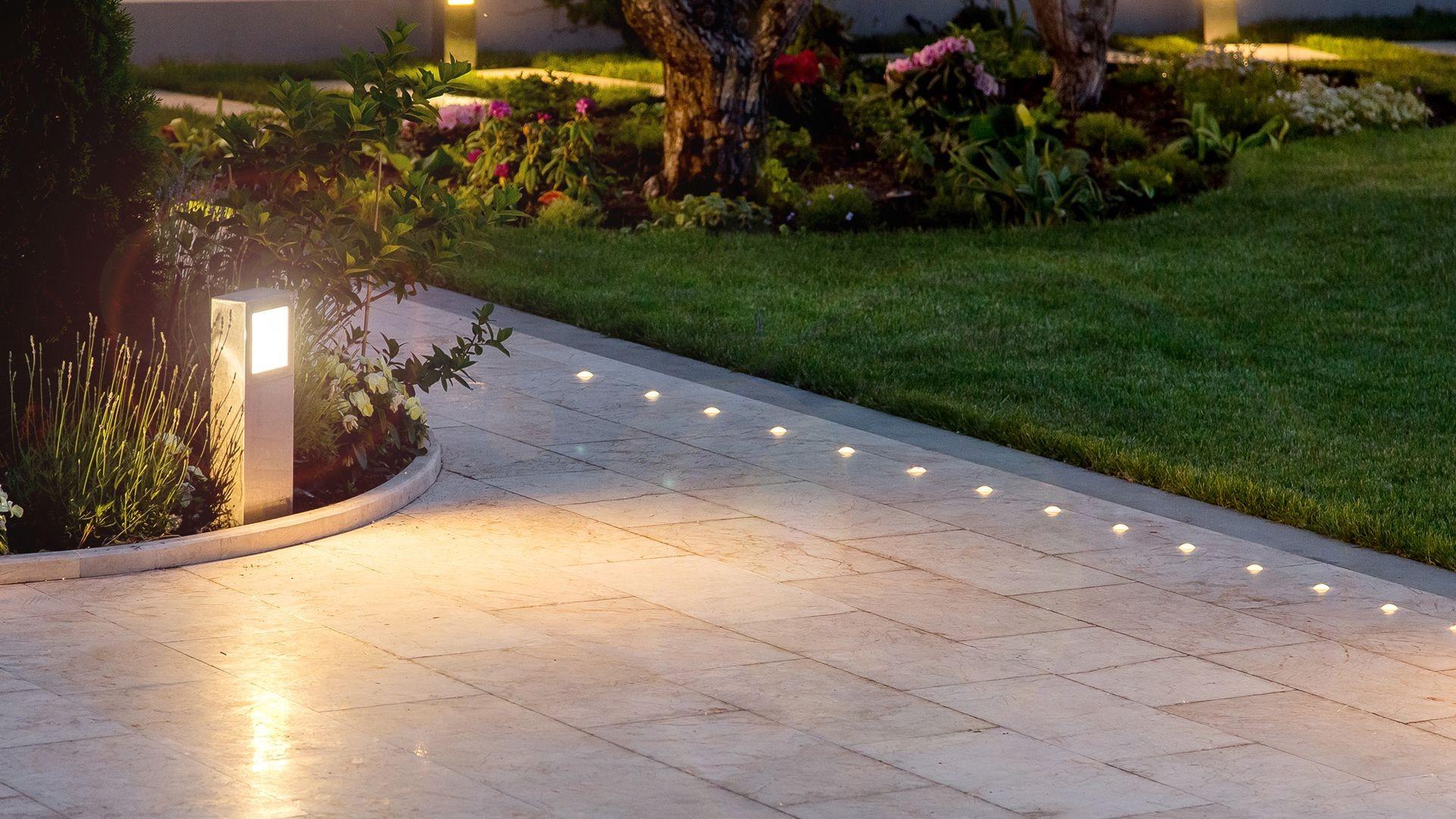 Iluminación de eventos, jardines, carpas, fiestas en Collado Villalba