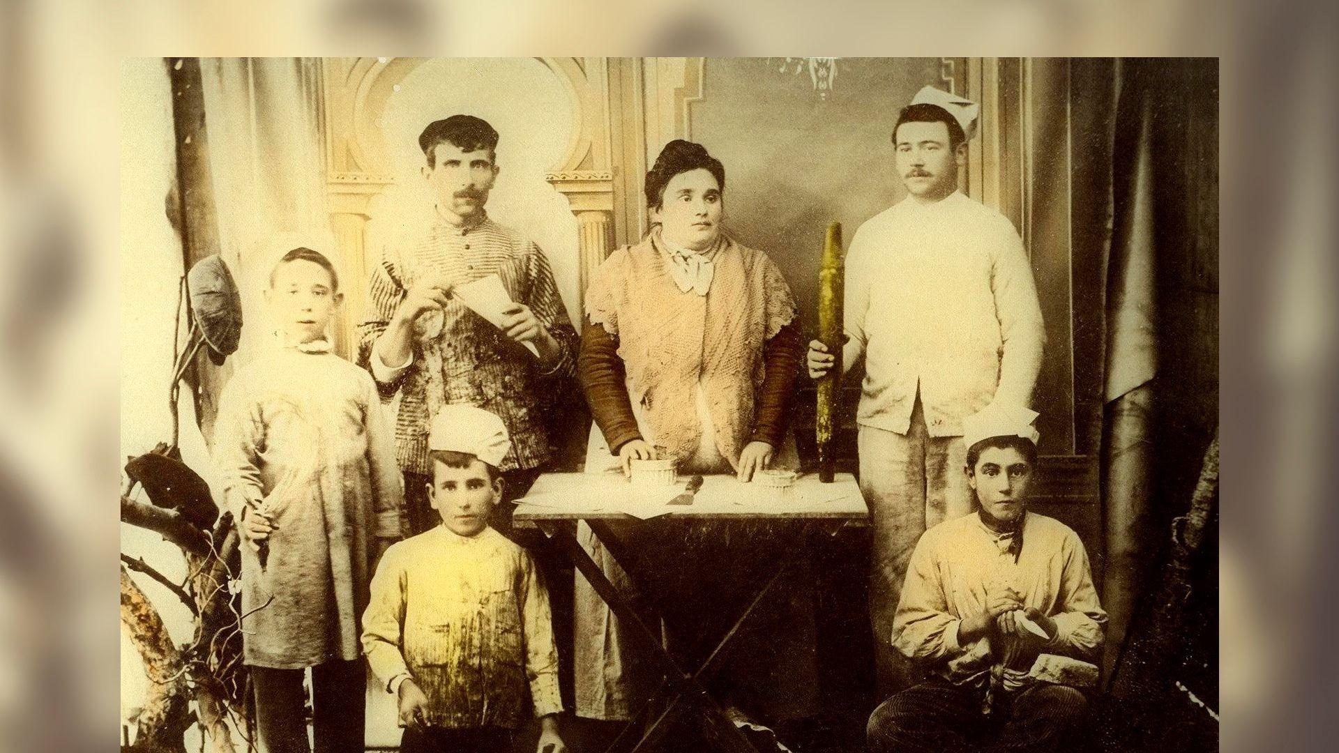 Pastelería artesanal desde 1889 en Guadix