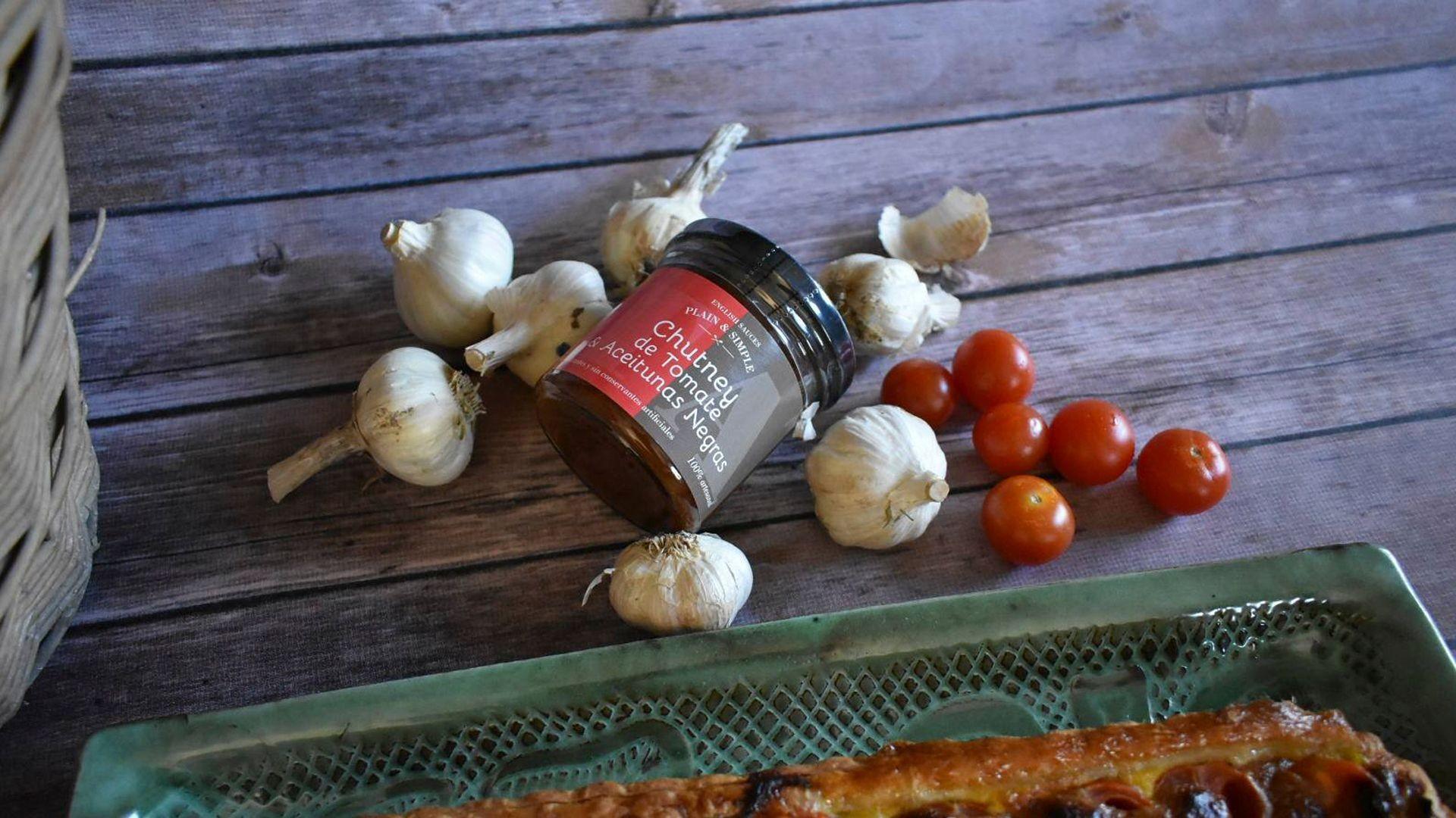 Venta de chutney y productos gourmet en Granada