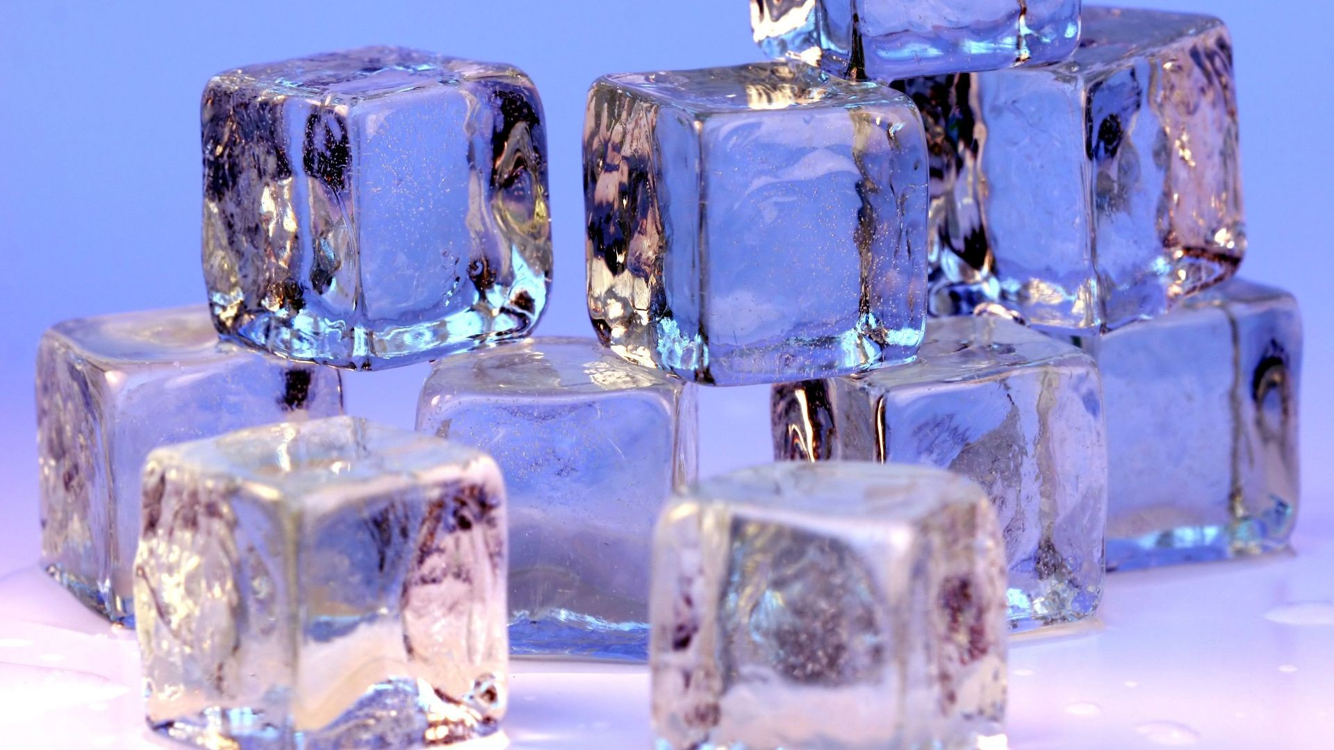Distribución de hielo en A Coruña