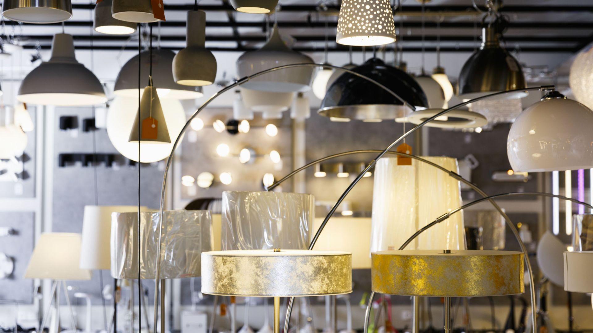 Tiendas de iluminaciónen Madrid Centro