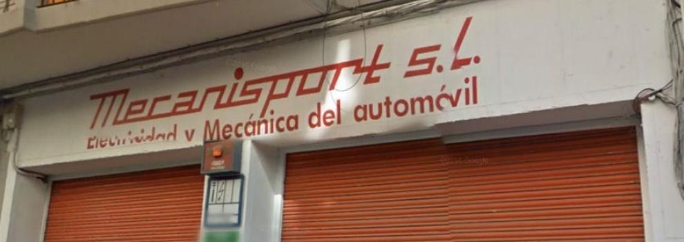 Talleres de coches en Zaragoza: Mecanisport