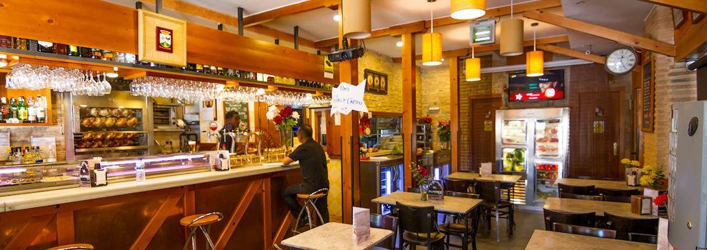 Menús diarios en Alcobendas | Restaurante El Almirez I