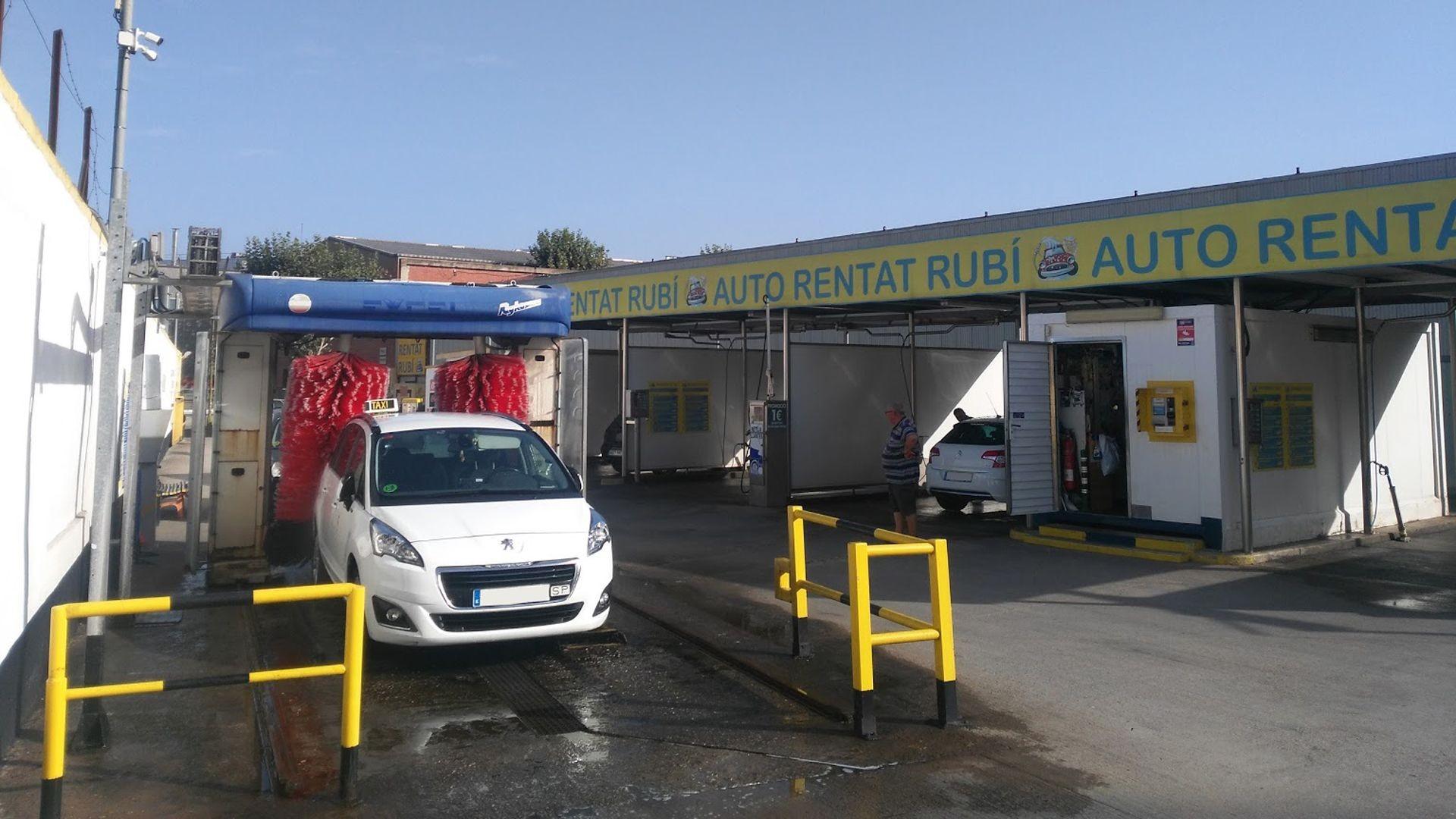 Autorentat Rubí