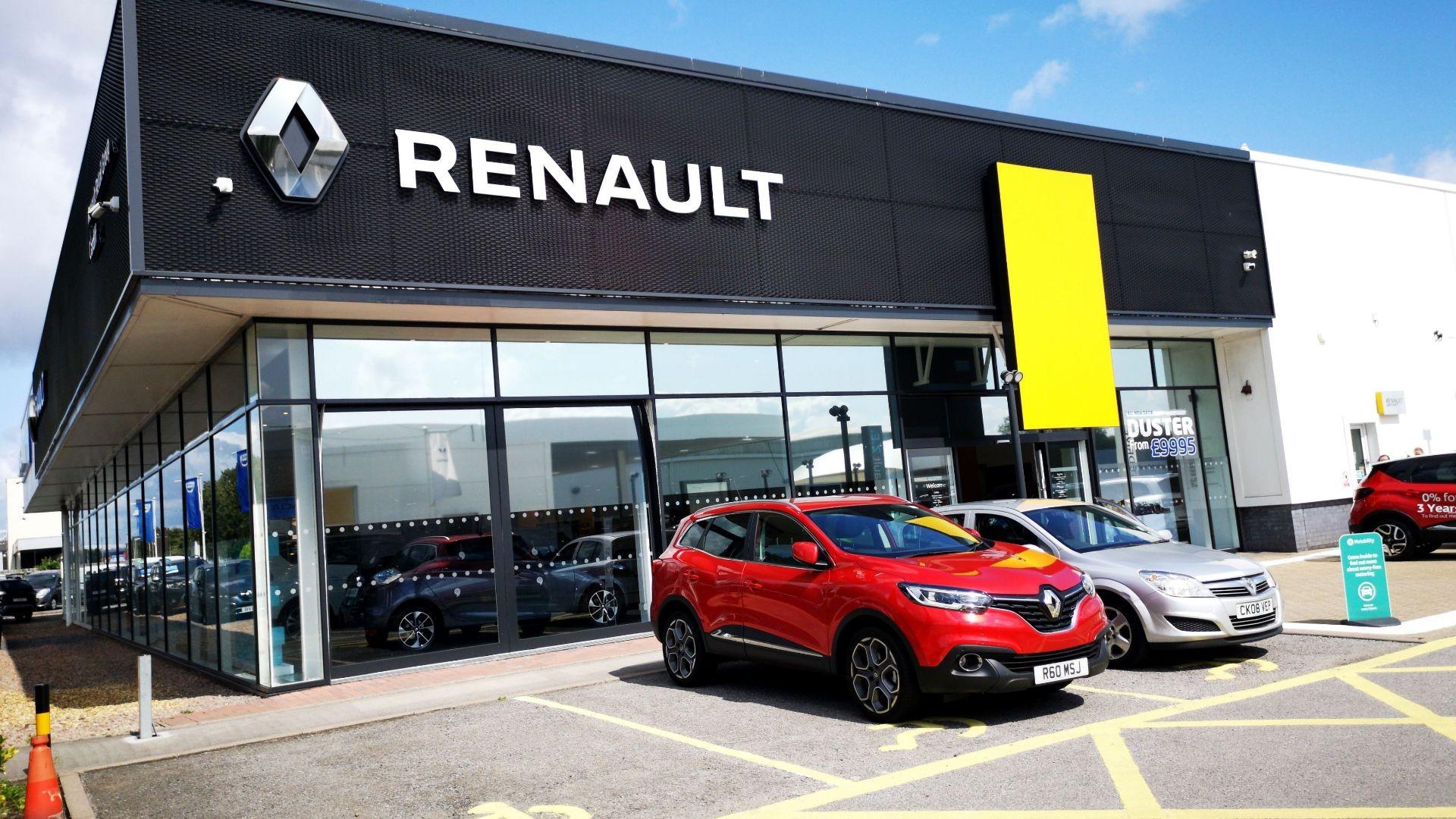 Concesionario Renault en Villaverde