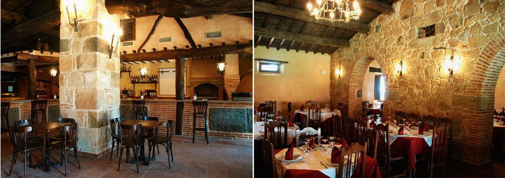 Restaurantes recomendados en Salamanca | El Corralón de Perahuy