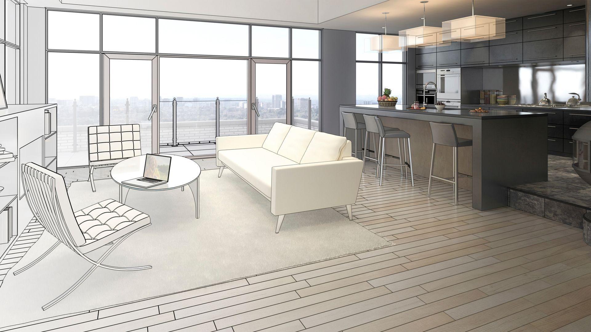 Reformas integrales de viviendas en Bilbao