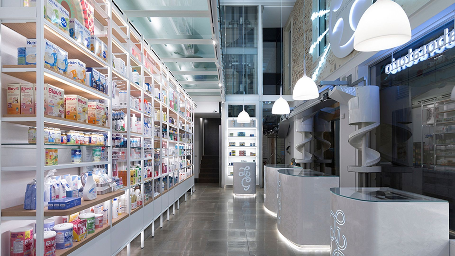 Farmacia en Burriana