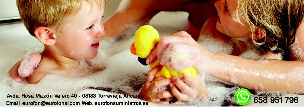 Suministros de fontanería en Alicante