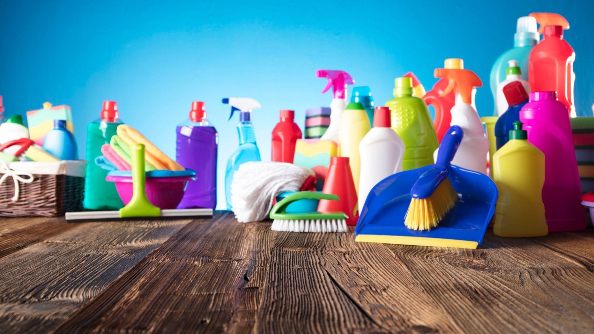 Suministro de productos de limpieza en País Vasco