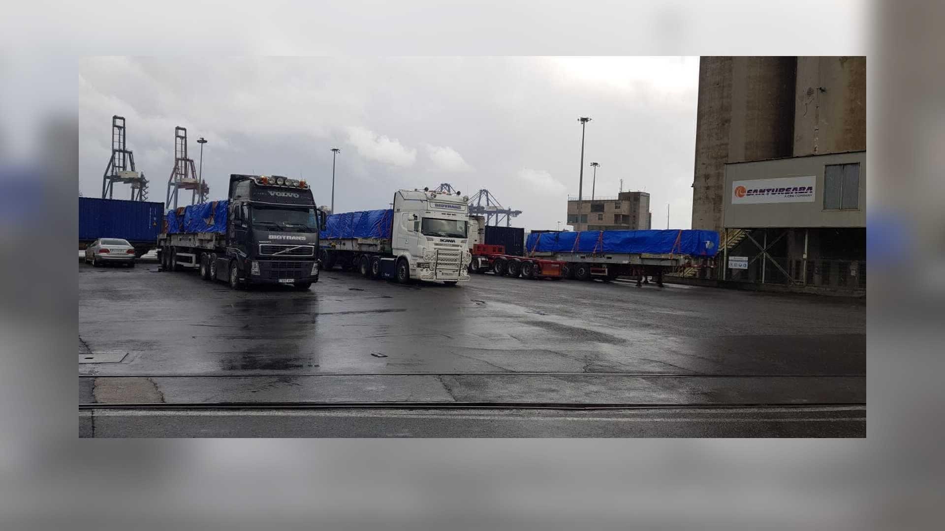 Transportes especiales en Bilbao