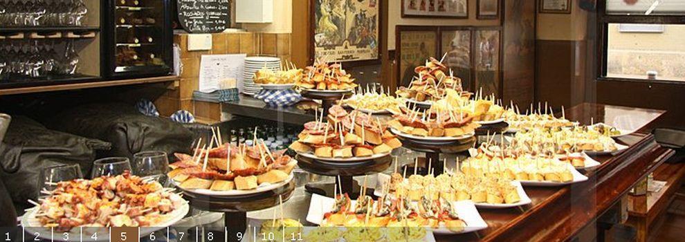 Restaurantes típicos Donosti