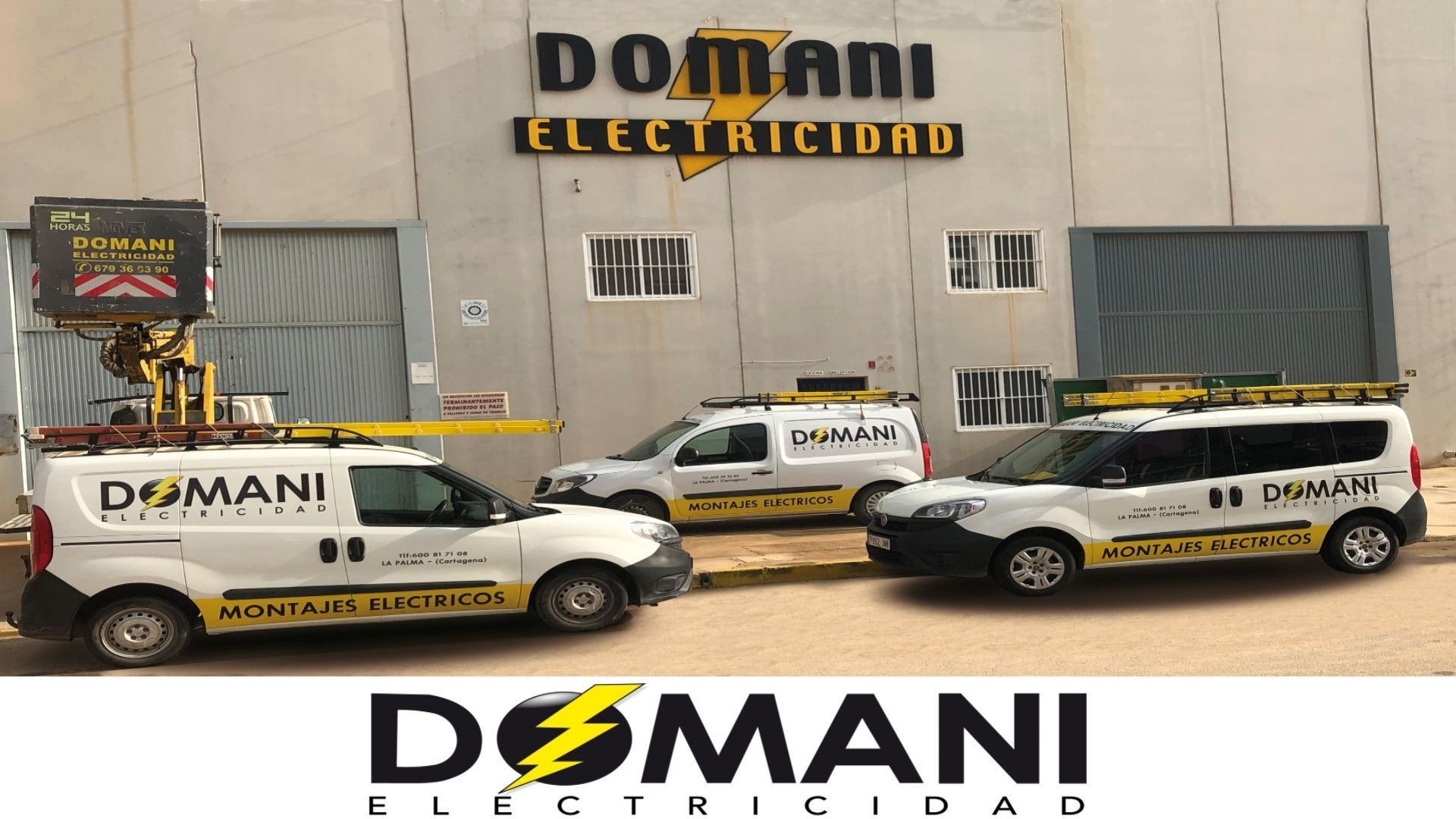 Montajes eléctricos industriales Cartagena
