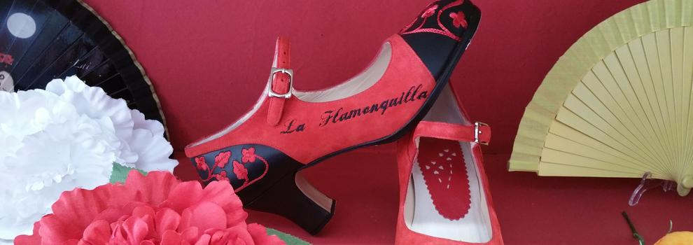 Moda flamenca en Zaragoza: La Flamenquilla