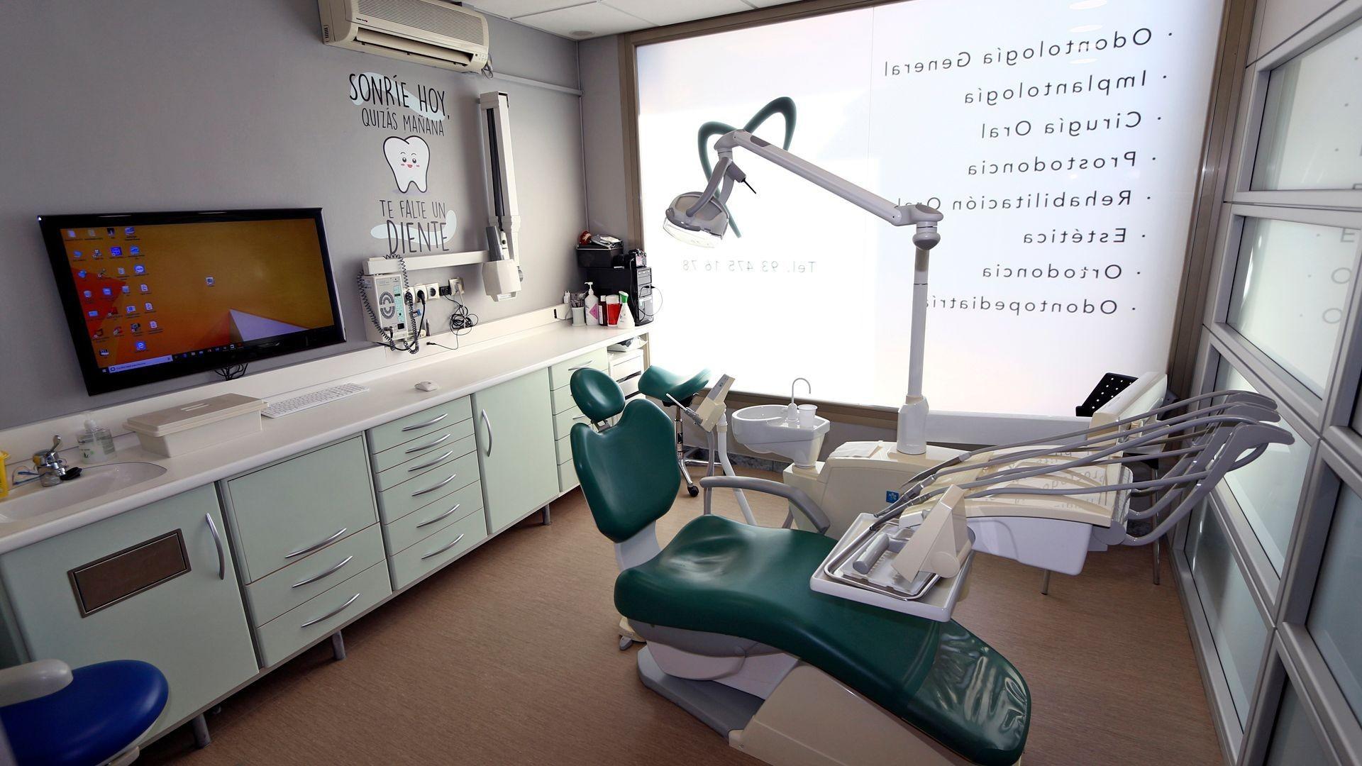 Odontología general en Cornellà de Llobregat