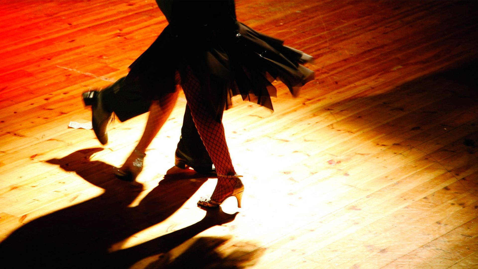 Bailes de salón Montecarmelo Madrid
