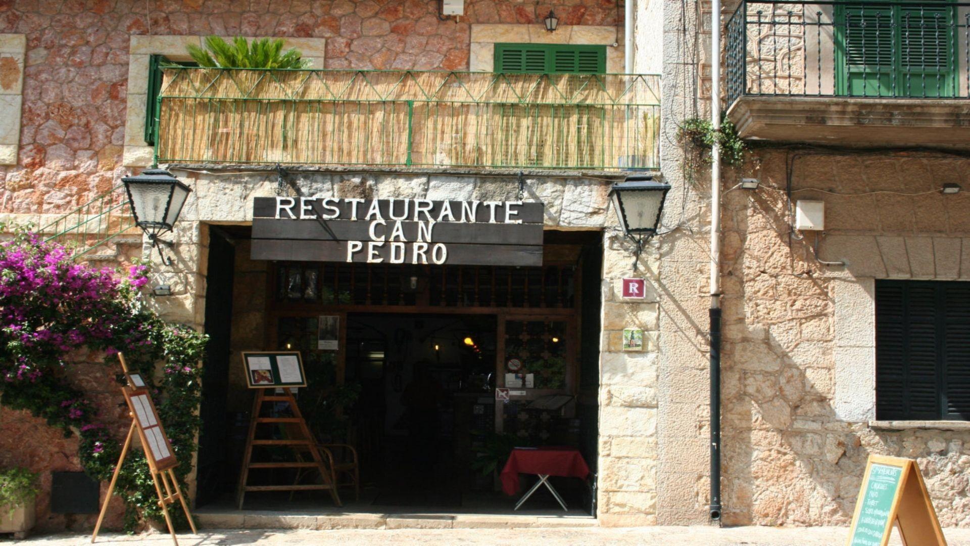 Restaurante en Valldemossa