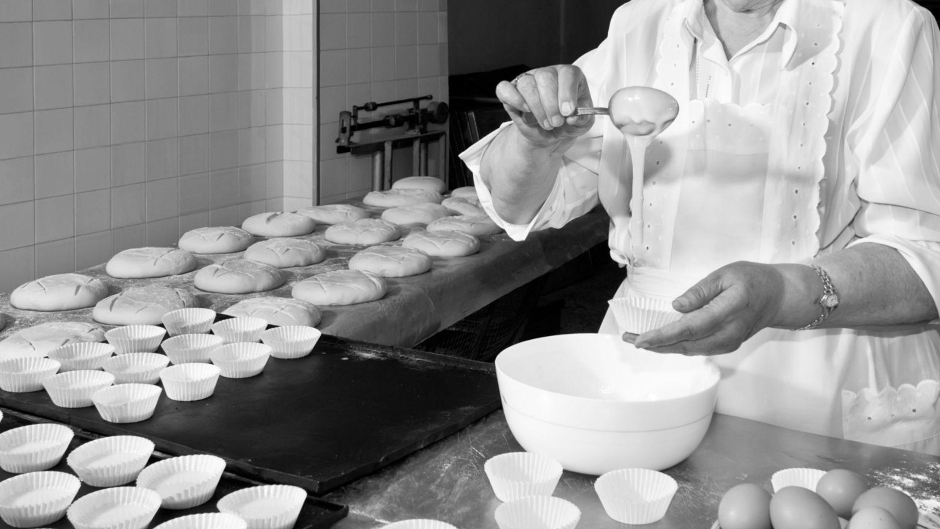 Pan el Vacar elaboración de dulces tradicionales